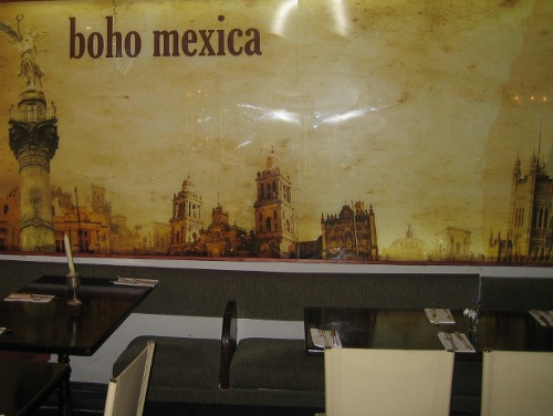 Boho Mexica in Shoreditch