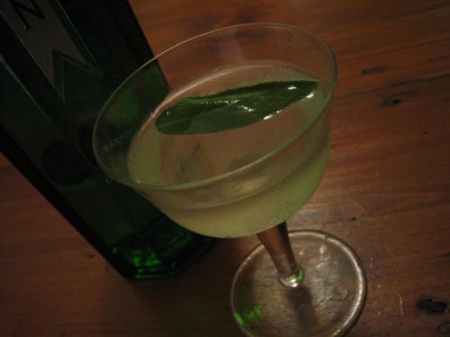 Sage Martini
