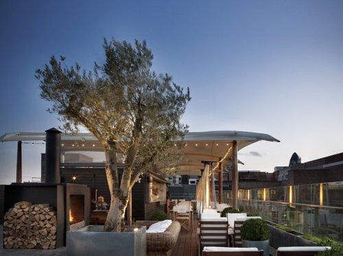 Bondary rooftop