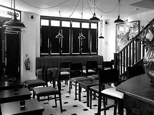 Interior 69 Colebrooke Row