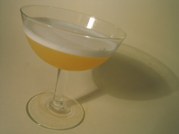 A Scullery Maid cocktail