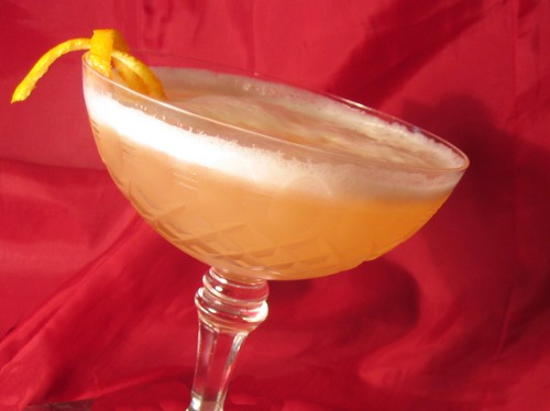 Old Maid cocktail
